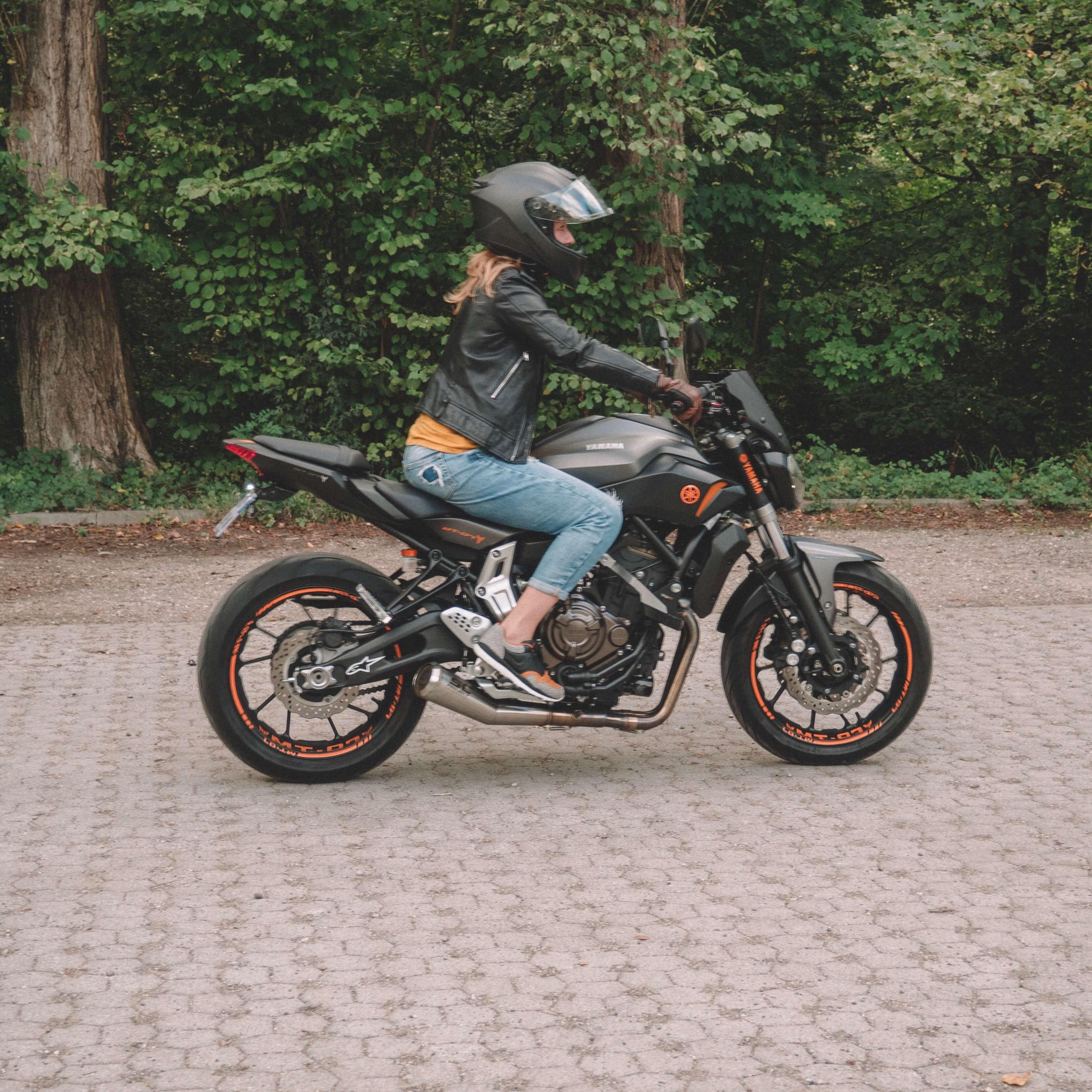 bottes moto pour petit gabarit