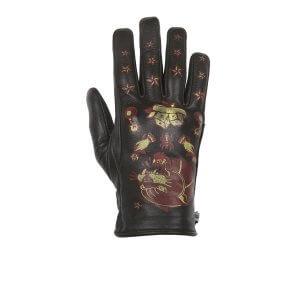 gant-moto-femme-noir