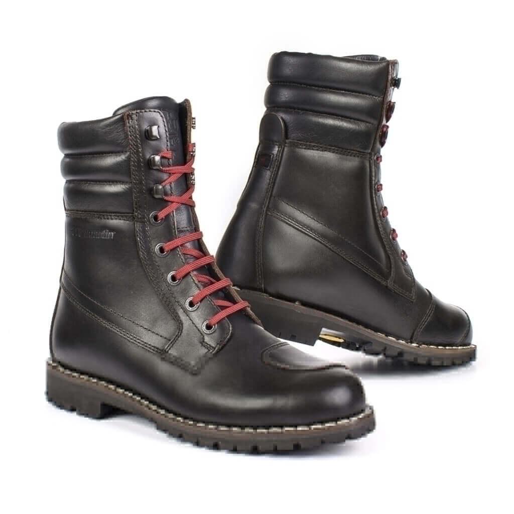 bottes-femme-moto-talons-Yu-Rock-WP-brown