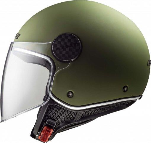 casque-moto-femme-ls2-of558-sphere-lux-solid-vert-mat-2