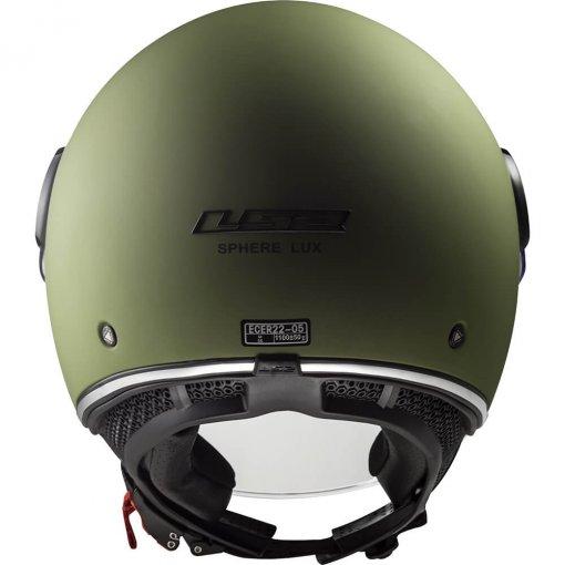 casque-moto-femme-ls2-of558-sphere-lux-solid-vert-mat-4