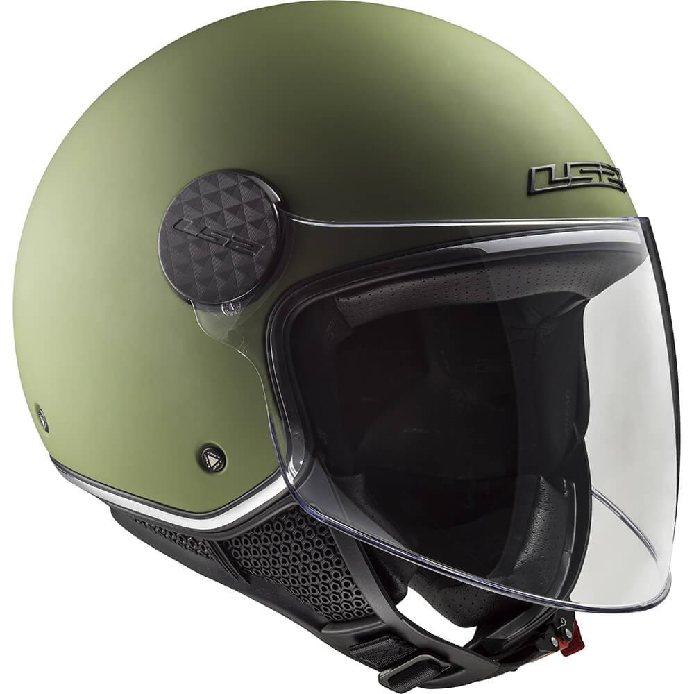 casque-moto-femme-ls2-of558-sphere-lux-solid-vert-mat-3
