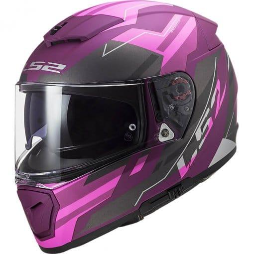 casque-moto-femme-integral-ls2-ff390-breaker-beta-rose-gris-mat-blanc-1