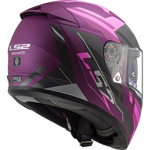 casque-moto-femme-integral-ls2-ff390-breaker-beta-rose-gris-mat-blanc-3
