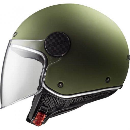 casque-ls2-sphere-lux-solid-vert