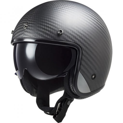 casque-moto-jet-femme-ls2-bob-carbon