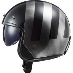 casque-moto-jet-ls2-bob-lines-noir-gris-2
