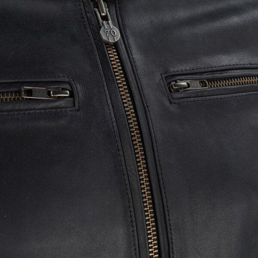 blouson-femme-segura-lady-stripe-crystal-noir-zipette