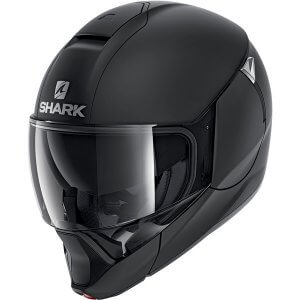 casque-moto-integral-shark-evojet-noir-mat-face