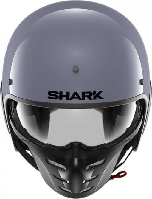 casque-moto-jet-shark-s-drak-gris-mat-face2