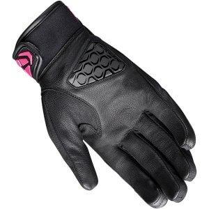 gants-moto-femme-ixon-ms-picco-lady-noir-fuschia-FACE