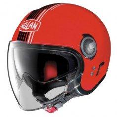nolan-casque-jet-N21-Visor-Joie-De-Vivre-Corsa-Red