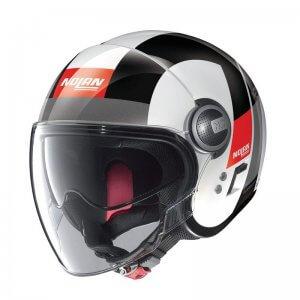 nolan-n21-visor-spheroid-joie-de-vivre-spheroid-metal-blanc