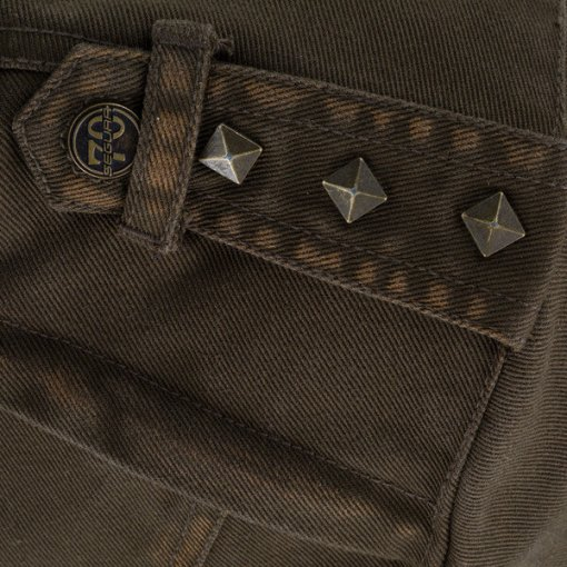 veste-femme-segura-lady-jewel-crystal-kaki-detail