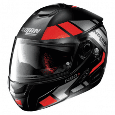 casque-modulable-nolan-n90-euclid-rouge-noir-gris-face-new