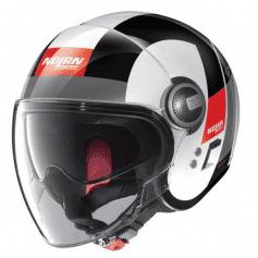 nolan-n21-visor-spheroid-joie-de-vivre-spheroid-metal-blanc-new