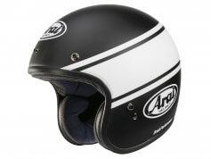 arai-casque-jet-freeway-classic-bandage-noir-blanc