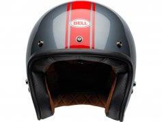 bell-casque-jet-custom-500-dlx-gris-rouge-face