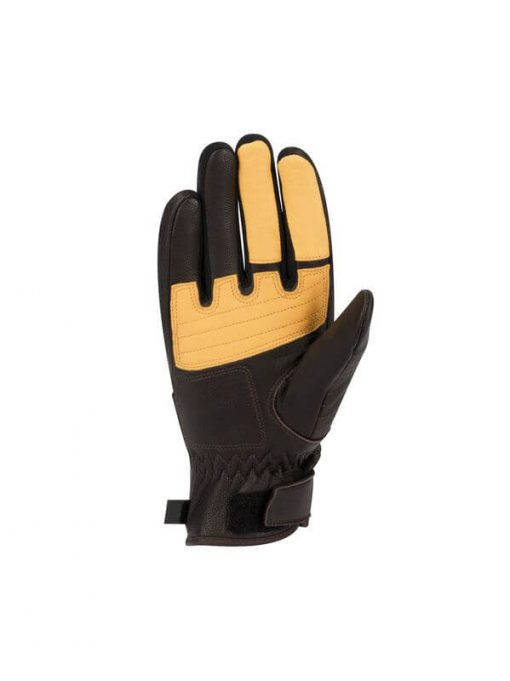 segura-gant-lady-horson-marron-beige-dos