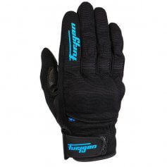 furygan-gants-jet-lady-d3o-noir-turquoise