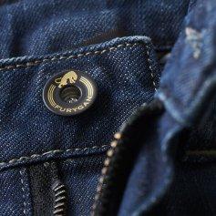 furygan-jean-lady-purdey-bleu-bouton